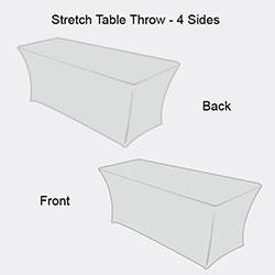 High Definition Stretch Table Cloth-7