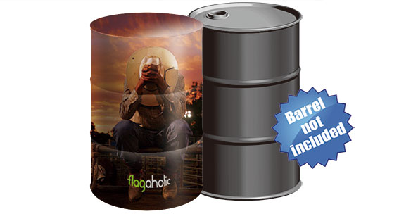 Full Color Stretch Barrel Cover-1